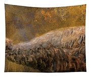 Stick Your Neck Out Tapestry
