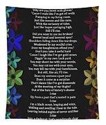 Still I Rise Tapestry