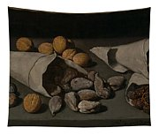 Still Life With Dried Fruit Tapestry