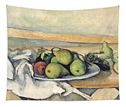 Still Life With Pears Tapestry