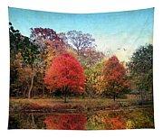 Stillness Speaks Tapestry