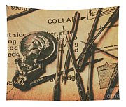 Stitching The Worn Tapestry