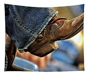 Stock Show Boots I Tapestry