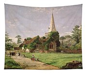 Stoke Poges Church Tapestry