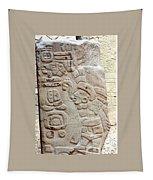 Stone Danzantes Tapestry