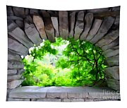 Stone Lookout Tapestry
