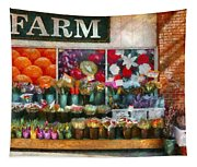Store - Westfield Nj - The Flower Stand Tapestry
