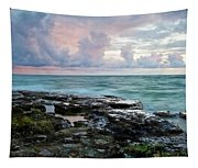 Storm Clouds Tapestry