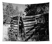 Storm Mountain Homestead Tapestry