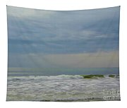 Storm Over The Atlantic Tapestry