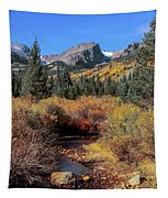 Storm Pass Trail Tapestry by Perspective Imagery