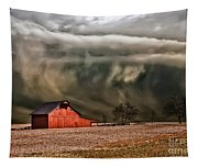 Storm's Coming Tapestry