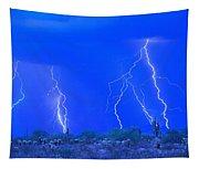 Stormy Desert Tapestry