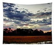 Stormy Morning Tapestry