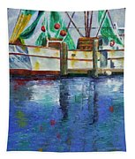 Stormy Seas Tapestry