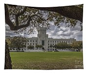 Stormy Skies Over The Citadel Tapestry