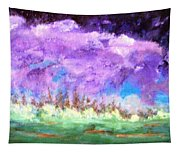 Stormy Sky Tapestry