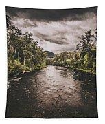 Stormy Streams Tapestry