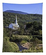 Stowe Vermont Tapestry