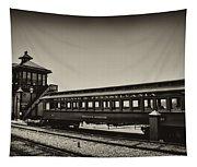 Strasburg Rail Road Tapestry