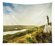 Strathgordon Tasmania Adventurer Tapestry