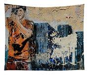 Street Art 3 Tapestry