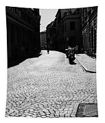 Streets Of Cesena Tapestry