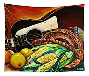 Strings Attached Tapestry