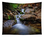 Strongs Canyon Cascades Tapestry