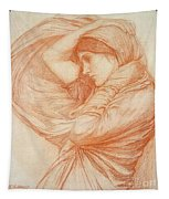 Study For Boreas Tapestry