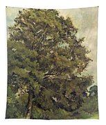 Study Of An Ash Tree Tapestry