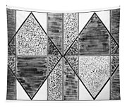 Study Of Texture Line And Materials Tapestry