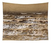 Study Of Waves Tapestry