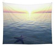 Stunning Eleuthera Sunset 2 Tapestry
