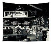 Sturgis Saloon Tapestry
