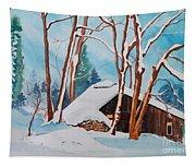 Sugar Bush Ripon Quebec Tapestry