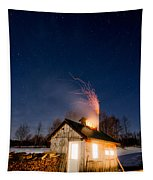 Sugaring Time Tapestry