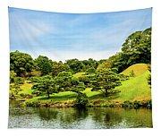 Suizenji Lake Tapestry