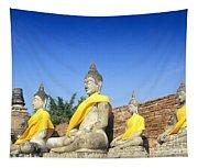 Sukhothai Historical Park Tapestry