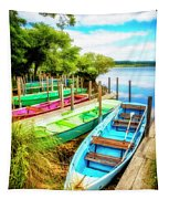 Summer Colors Tapestry