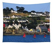 Summer Cove, Kinsale, Co Cork, Ireland Tapestry