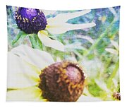 Summer Daisies Tapestry