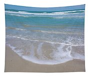 Summer Day At The Beach Tapestry
