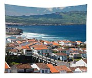 Summer Day In Sao Miguel Tapestry