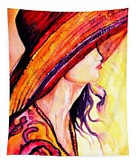 Summer Hat Tapestry