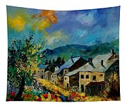 Summer In Mogimont Tapestry