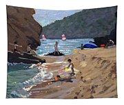 Summer In Spain Tapestry