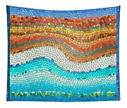 Summer Mosaic Tapestry