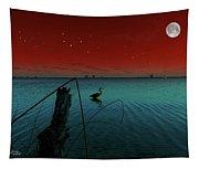Summer Nights In Florida Tapestry