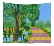 Summer Path Tapestry